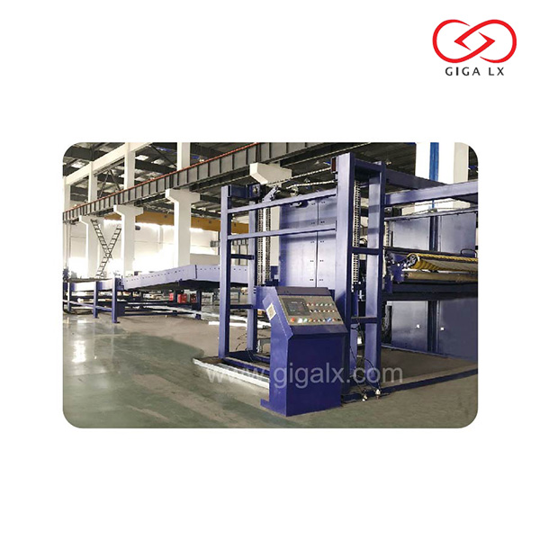 LXC-ASG300 Automatic Gantry Stacker (Staggered Position)