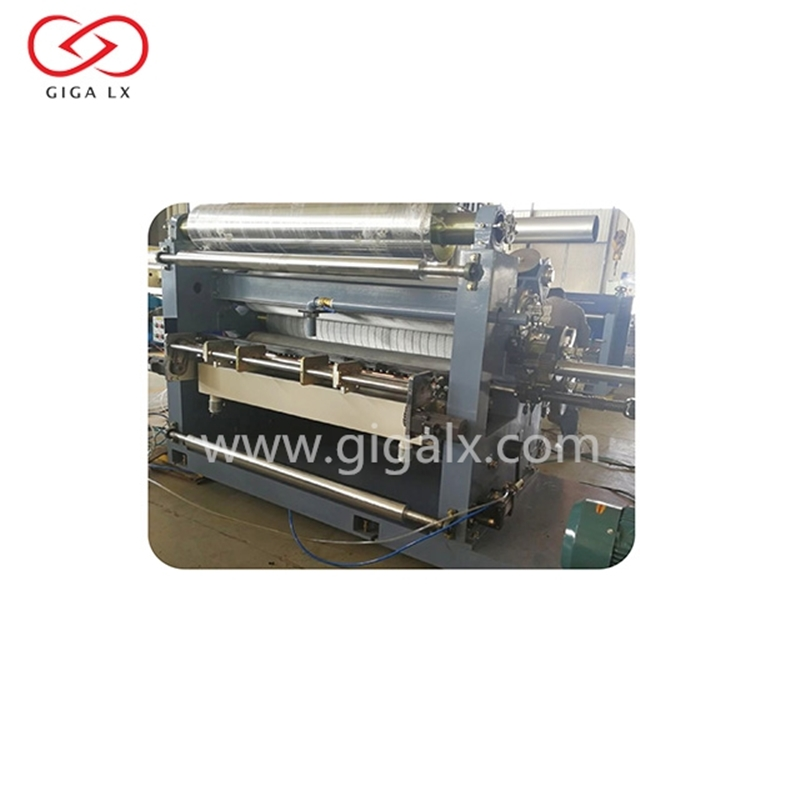 GIGA LXC-280S Single Facer Corrugated Cardboard Machine