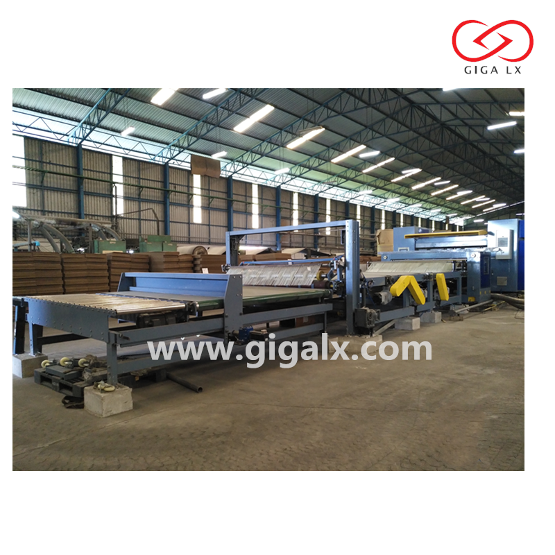 GIGA LXC-150C Fully Automatic Little Gantry Stacker