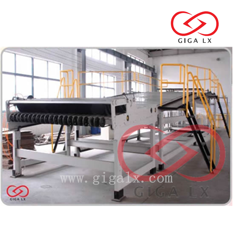 GIGA LXC-200P/250P Single Layer Lifter Stacking Machine (top computer lifter, bottom electric Gantry) For Corrugated Cardboard