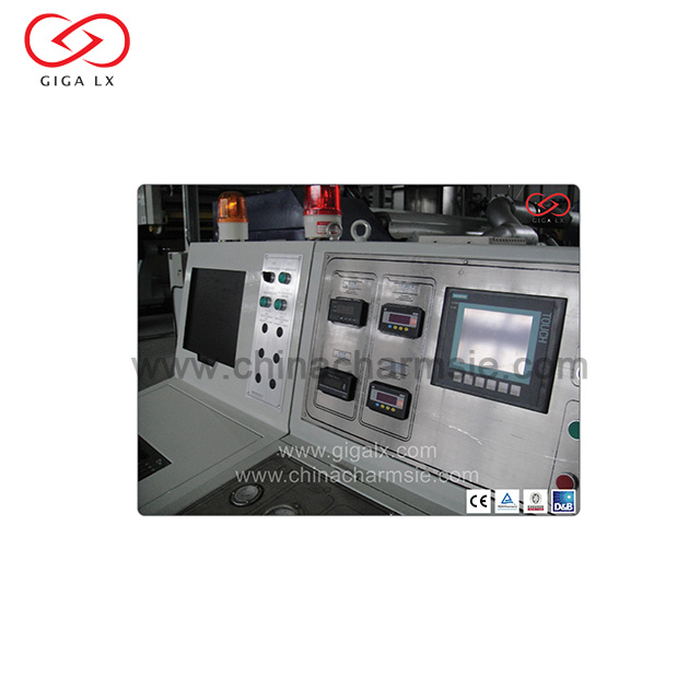 LXC-PMS Production Management System for Corrugated Cardboard Production Line Machine