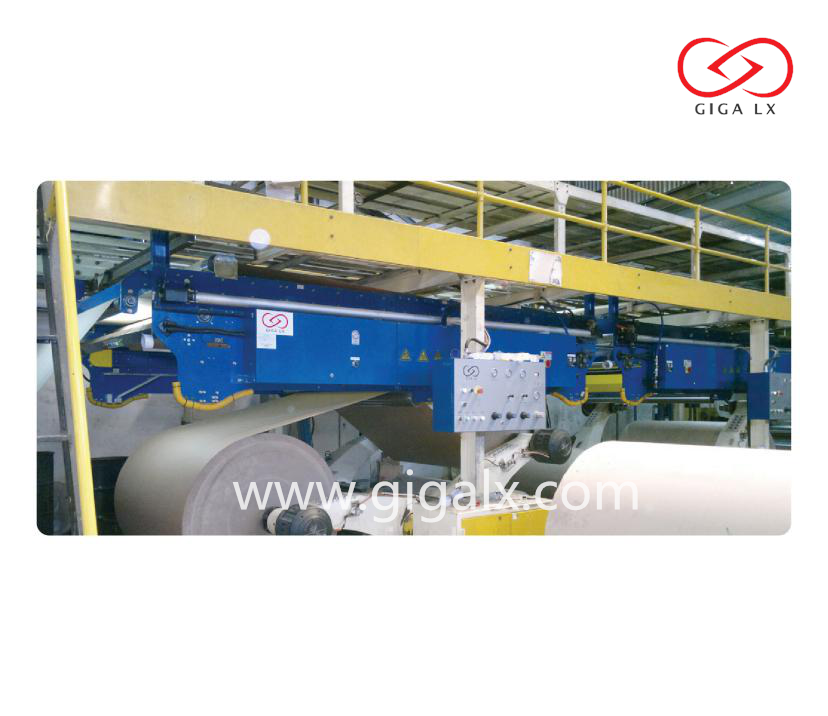 LXC-AS Automatic Splicer Machine for Paper Roll for Corrygated Cardboard Production Line